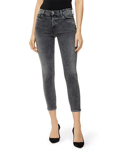 835 Mid-Rise Cropped Skinny In Photo Ready HD | Hook Up