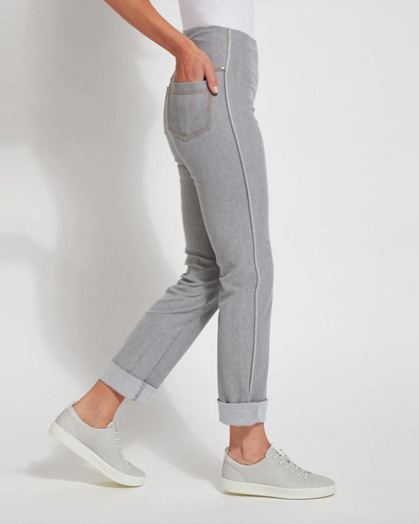Boyfriend Repreve Denim | Washed Grey