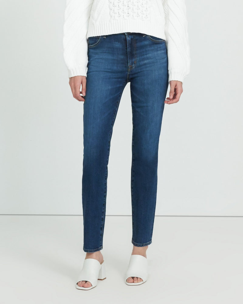 Teagan High Rise Straight Jeans | Arcade