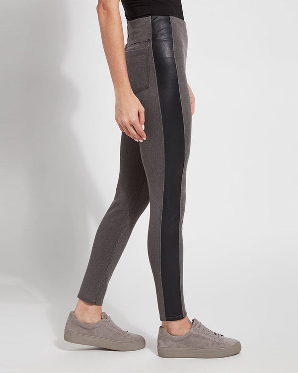 Kaspper Legging | Mid Grey