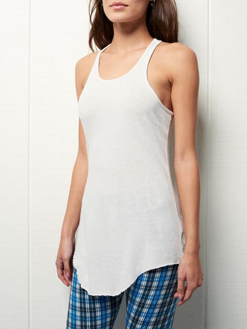 Base Layer Tank | Dirty White