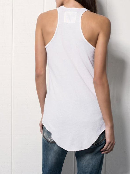 Base Layer Tank | Whiteout