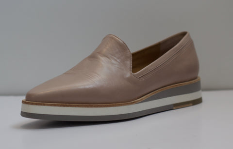 Lisa Slip On | Nude