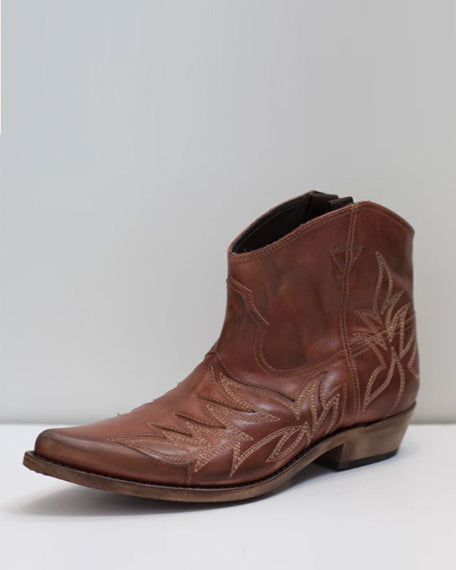 Short Cowboy Boot | Cotto