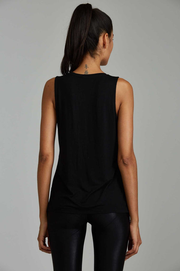 Breathe Tank | Black