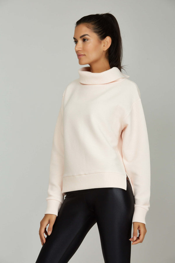 Noto Sweater | Blush