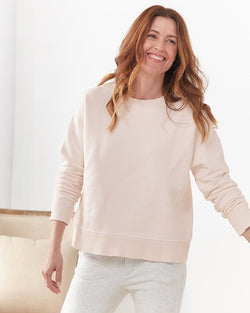 Ribbed Knit Pullover | Mademoiselle