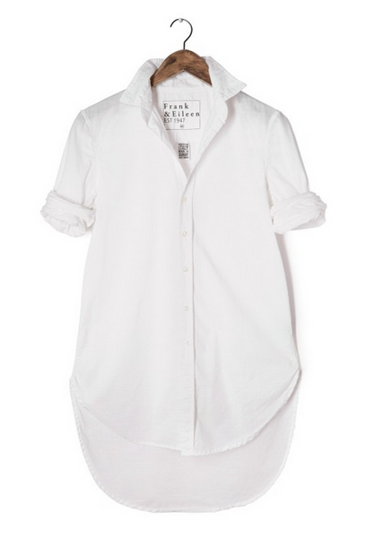 The Grayson Shirt | Classic White