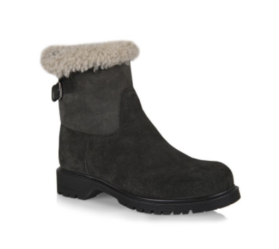 Honey Weatherproof Bootie | Fumo