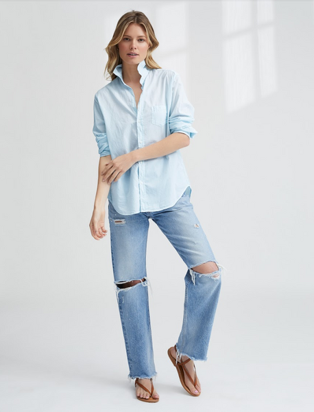 Eileen Top | Simply Blue