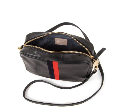 Midi Sac | Black Stripe