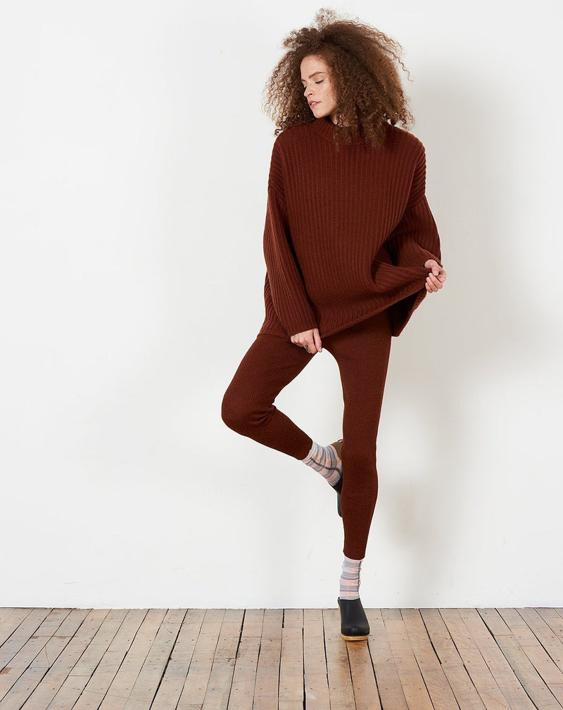 Sharon Cashmere Sweater | Firewood