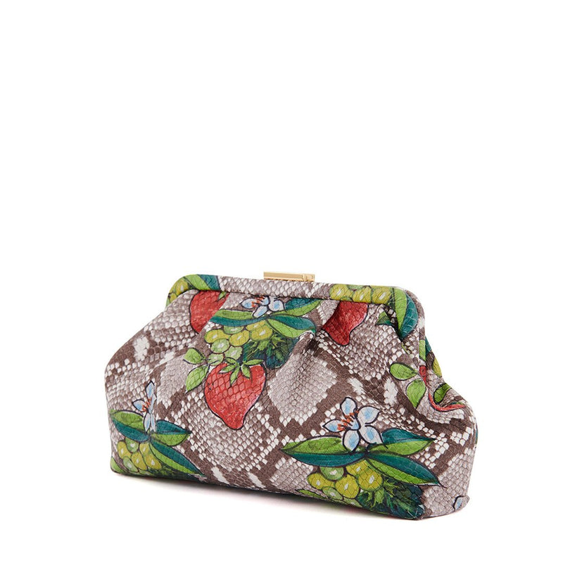 Sissy Purse in Strawberry Snake
