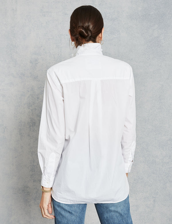 Joedy Button Down | White Piumino