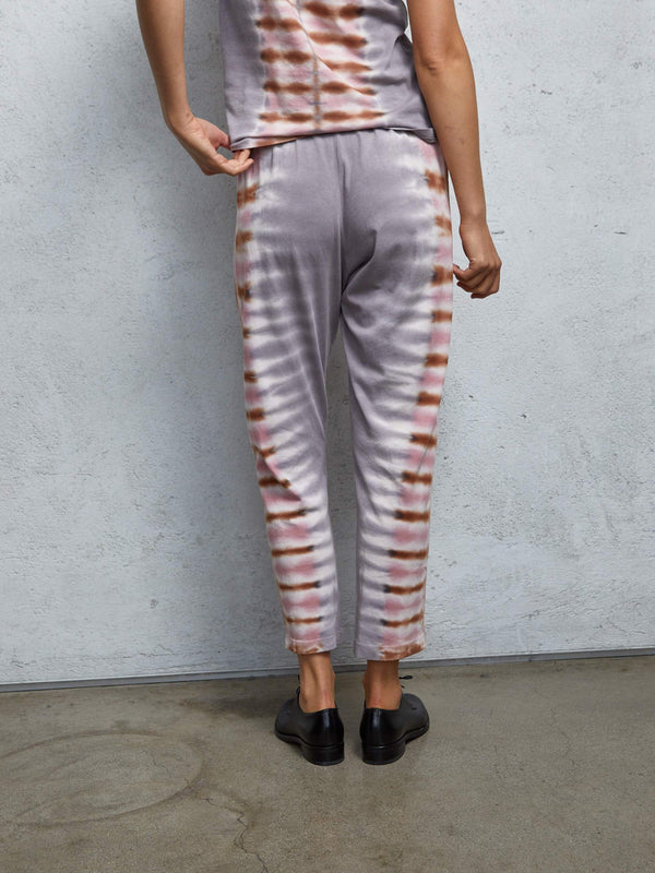 Easy Pants Tiger Jersey Tie Dye