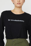 'Be Revolutionary' Pullover | Black