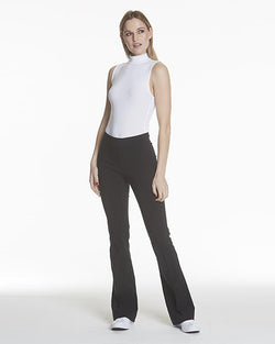 Bellini Long Flare Pant | Black