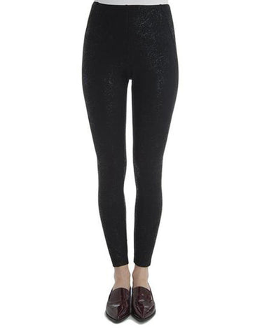 Ella Legging | Black Shine