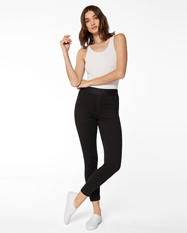 Delilah High Rise Legging | Black