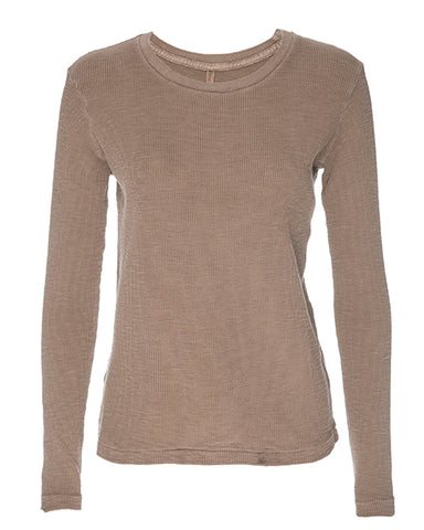 Thermal Tee | Camel