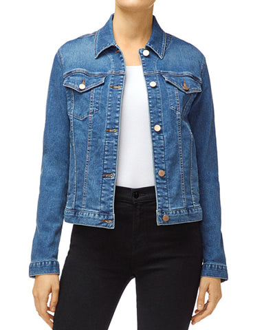Slim Denim Jacket | Rapture