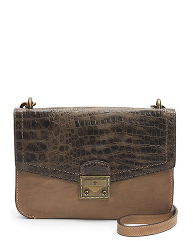 Ella Crossbody | Beige Multi
