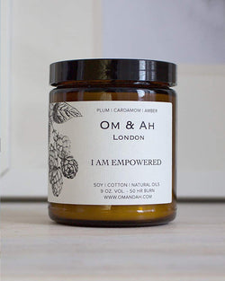 'I Am Empowered' Candle