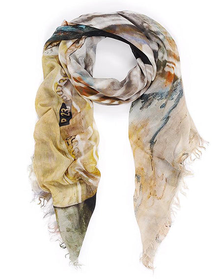 'The Etiquette of Courtship' Scarf