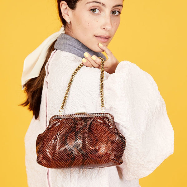 Sissy Purse | Cocoa Python