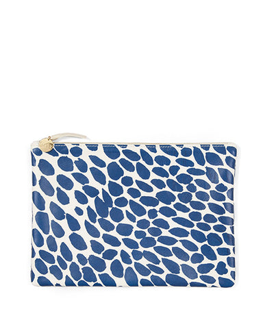 Flat Hair Clutch | Pacific Jaguar