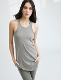 Base Layer Tank | Earthy Stripe