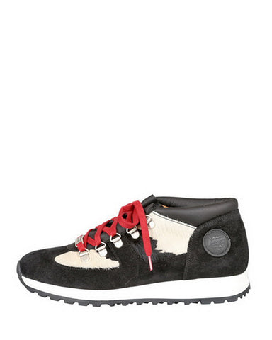 Gargalio Hair Sneaker | Black