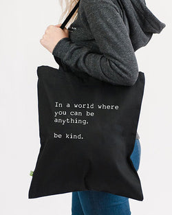'Be Kind' Tote Bag