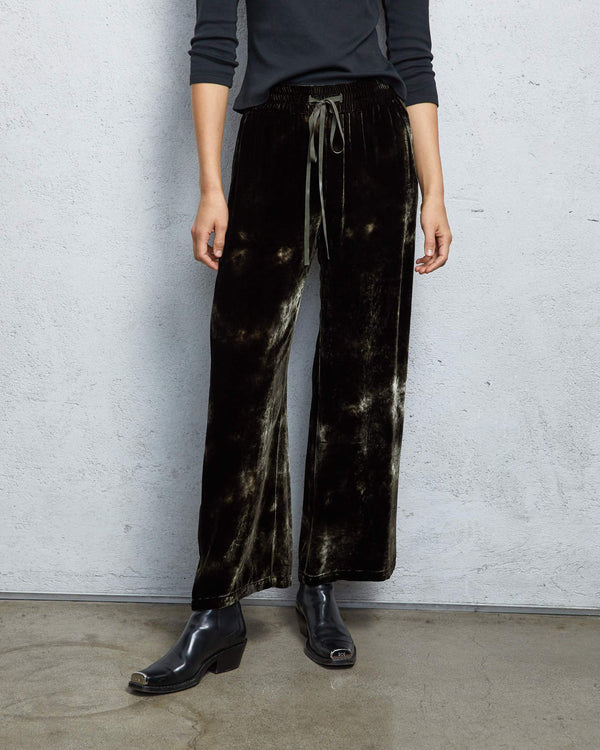 Party Tracker Pant | Moss Cloud