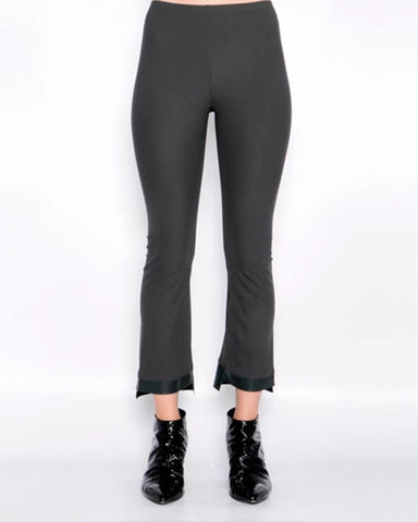 Olga Cropped Flare Tech Stretch Leggings | Juniper