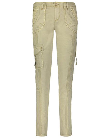 Harry Stretch Poplin Pant | Palm