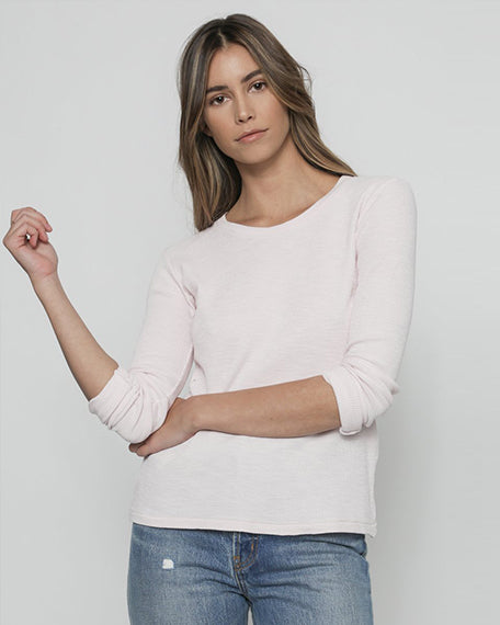 Thermal Long Sleeve Tee | Petal