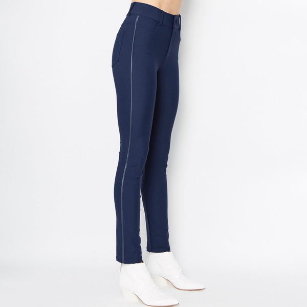 Quinley Tech Stretch Jean | Navy