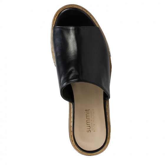 Livvy Slide | Black