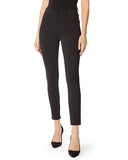 Alanna High Rise Skinny | Black Scuba