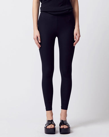 Ital Tech Stretch Legging | Black