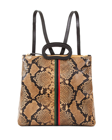 Marcelle Backpack | Snake
