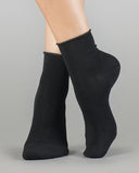 Marcy Rolled Hem Ankle Sock