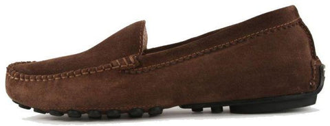 Stella Driving Moccasin | Desert Suede