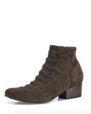 Tiba Bootie | Chocolate
