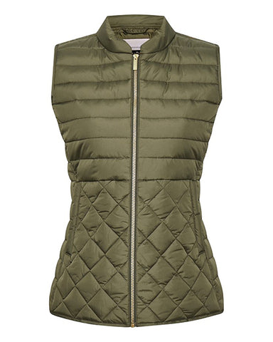 Saga Thin Puffy Vest | Available in Multiple Colors