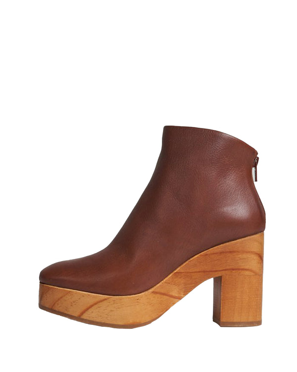 Vida Leather Bootie | Maremmano