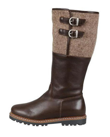 Wengen | Brown Wool