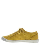 Ica Sneaker | Yellow