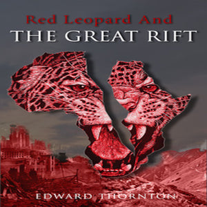 "Red Leopard & The Great Rift ""Audio Book"" now Availble"